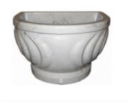 Курна TSL-3 White Marble