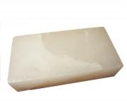 Плитка из соли Белая Шлифованая (20х10х2,5)