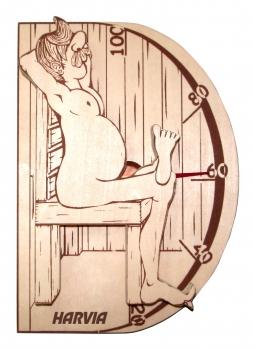 Термометр Sauna-man WX015
