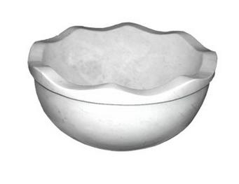 Курна TSL-2 White Marble