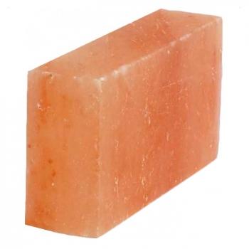 Кирпич из соли Розовый Шлифованый (20х10х5)